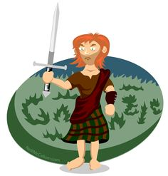 September 11th, 1297 - Scotsman William Wallace defeats English forces in the Battle of Stirling Bridge.