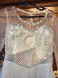 #Elsa dress #Frozen