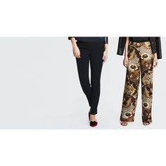 Pants This Season via Polyvore featuring pants