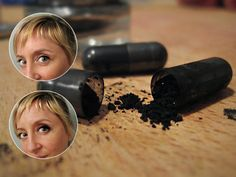 Make Your Own Natural Eyeshadow or Liner Out of Charcoal - YumUniverse™