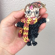 Rainbow Loom Harry Potter