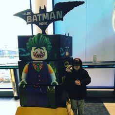 Batman movie time