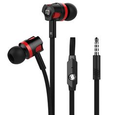 Original Langsdom JM26 Stereo Earphone Bass Earbuds with mic for iPhone xiaomi mobile phone