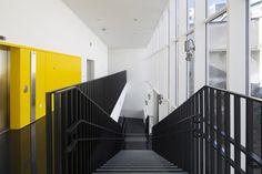 Gallery - Marie Paradis Gymnasium / Explorations Architecture, Igrec Ingénierie - 8