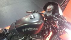 Harley Davidson 883 Iron Custom