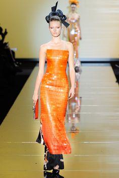 Armani Privé Fall 2011 Couture Fashion Show - Jac