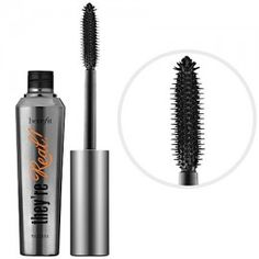 Beauty Buys: Benefit Cosmetics Theyre Real! Mascara... I love this mascara the brush separates the lashes and gives volume