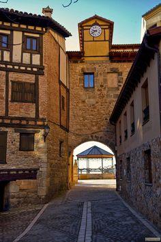 Poza de la sal. Burgos
