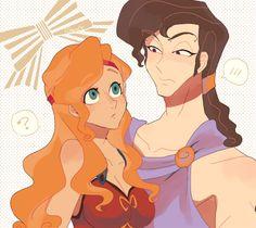 hercules, megara genderbend