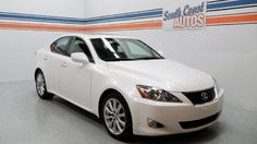 used 2008 Lexus IS 250 for sale in Houston, Texas. Mileage: 63,154, affordable at $19,999.  #SCAutosTX #HoustonUsedCars  http://www.southcoastautos.com/web/used/Lexus-IS-250-2008-Houston-Texas/8565274/