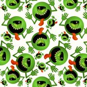 The Green Eyed Monsters