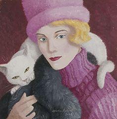 Artodyssey: Ophelia Redpath