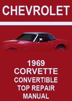 chevrolet 283 cu in v8 engine overhaul manual chevrolet car rh pinterest com