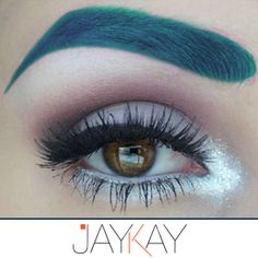 Colored Eyebrows.. What do you think?
