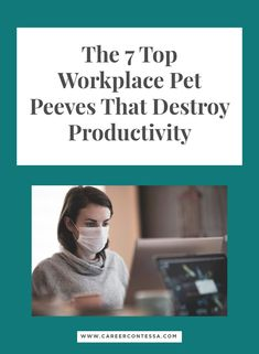 Do you have workplace pet peeves that drive you absolutely up the wall? Here are common pet peeves employees encounter at work—and how you can address a bothersome pet peeve with your coworker. Employee Handbook, Finding A New Job, Best Careers, Pet Peeves, Time Management Tips, Career Development, Career Advice, Online Work, Job Search