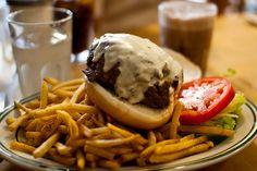 NYCs best burger - Jackson Hole