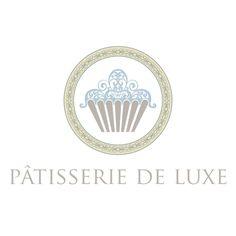 Un Logo personalizzabile per Bar, Pasticcerie e Gelaterie. Logo per Pasticcerie, Bar Caffè, Bakery di prestigio