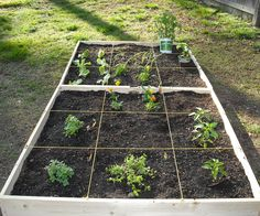 How to make an easy square-foot garden you can put anywhere! Follow step-by-step instructions and learn how to build, fill, mark, and plant your very own square-foot garden.