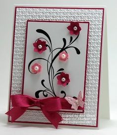 Cards Ideas - Stampin' UP!
