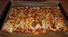 Mexikanische Burritos, ein sehr schönes Rezept aus der Kategorie Gemüse. Bewertungen: 145. Durchschnitt: Ø 4,5.