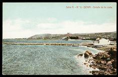 Detalle de la costa, Denia