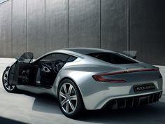Aston Martin One-77    one day.....
