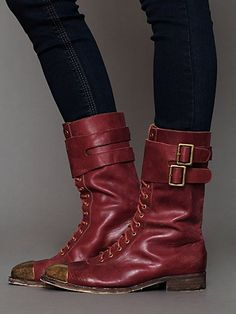 Crescent Ankle Boots by Free People. why can't you be freeeee?