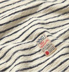 NN.07 - Alf Reverse-Loopback Cotton-Jersey Sweatshirt|MR PORTER