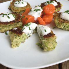 Brokkoli-Couscous-Taler Rezept zum Selbermachen - Familienrezepte zum Selberkochen.
