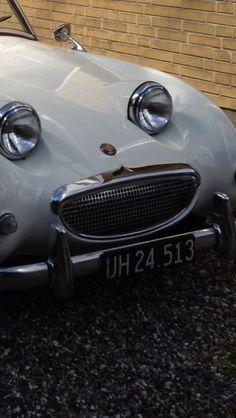 "Austin Healey Sprite ""Frogeye"" 1959  One Owner from new , Denmark"