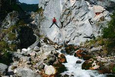 7 traumhafte Klettersteige in Österreich