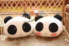 panda cushion