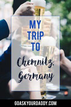 Detail of my wonderful trip to Germany