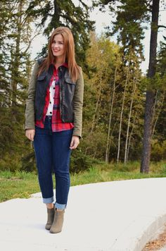 bornlippy // casual fall outfit