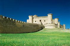 Castillo de Belmonte (Cuenca) España