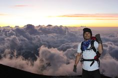 May'12 - Gn. Merapi People Change, May 12, Journey, Celestial, Sunset, Sunsets, The Sunset