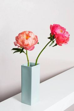 See more images from how to pair flowers with proper vases on domino.com