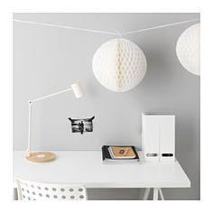 IKEA - VISIONÄR, Hängedekoration, Verspielt und dekorativ - ein überraschender Blickfang im Raum.