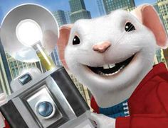 New Movies 2014 - Stuart Little - New Action Comedy Movies - Animation . Movies 2014, New Movies, Action Comedy Movies, Stuart Little, Moving Pictures, Cartoon, Animals, Animation Movies, Charts