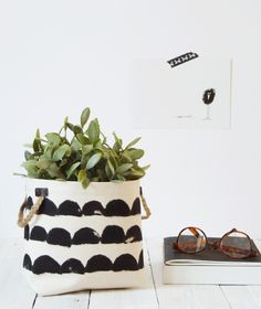 diy cache pot en tissu ferm living 09