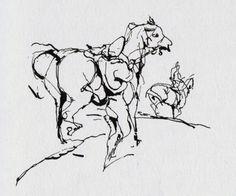 "from the 1977 book  ""Reitvorschrift fuer eine Geliebte"" (Riding Rules for a Lover)"