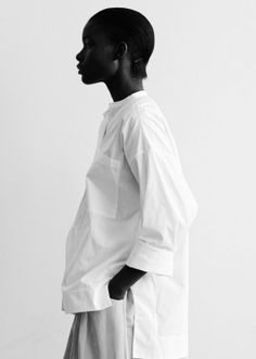 The White Shirt Project - TOME White Shirt Project |different view|