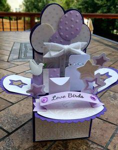 CARDZ TV: CARDZ TV 3-D DESIGNERS CHALLENGE #5 WEDDING/BRIDAL