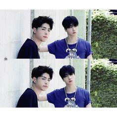Junhoe and Jinhwan<3