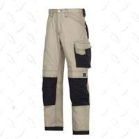 Snickers Canvas Plus Trousers 3314
