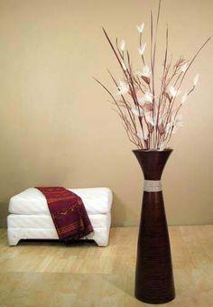 tall corner vase | Floor Vases Tall