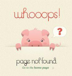 404 page of Carol Rivello