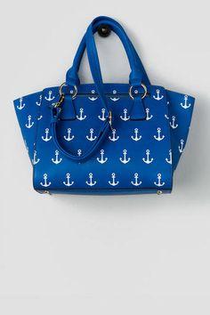 Anchor Crossbody Handbag