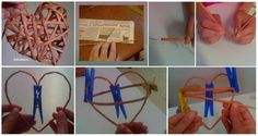 Diy And Crafts, Projects To Try, Weaving, Blog, Feltro, Journaling, Knives, Step By Step, Diy