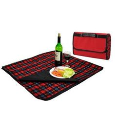 Old School Cool can be yours anywhere you place this picnic blanket! www.MyStyleWine.com   Always Free Shipping!